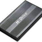 """nBase 2,5"""" külső ház USB EH25NDS2 SATA USB2"""